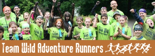 team wild adventure runners pic & banner