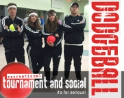 dodgeball its for serious rec