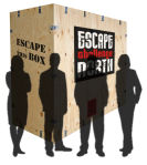 escape this box w people