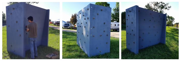 bouldering walls mix 2