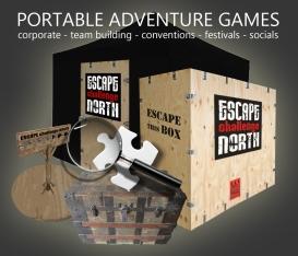 escape portable options