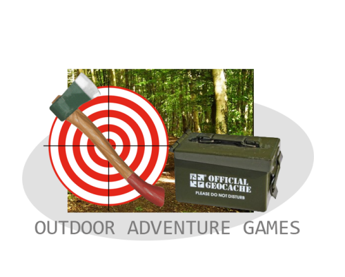Outdoor trail games