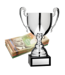 festivals fundraisers trophy money