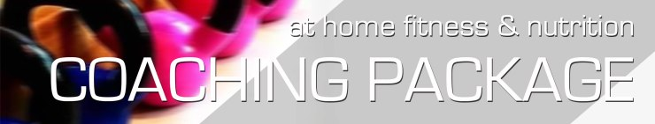 at home coaching package banner