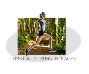 obstacle runs races